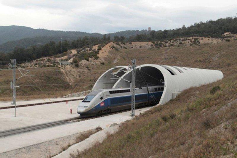 Los acreedores del túnel del AVE España-Francia tienen 30 días para notificar la deuda al juez