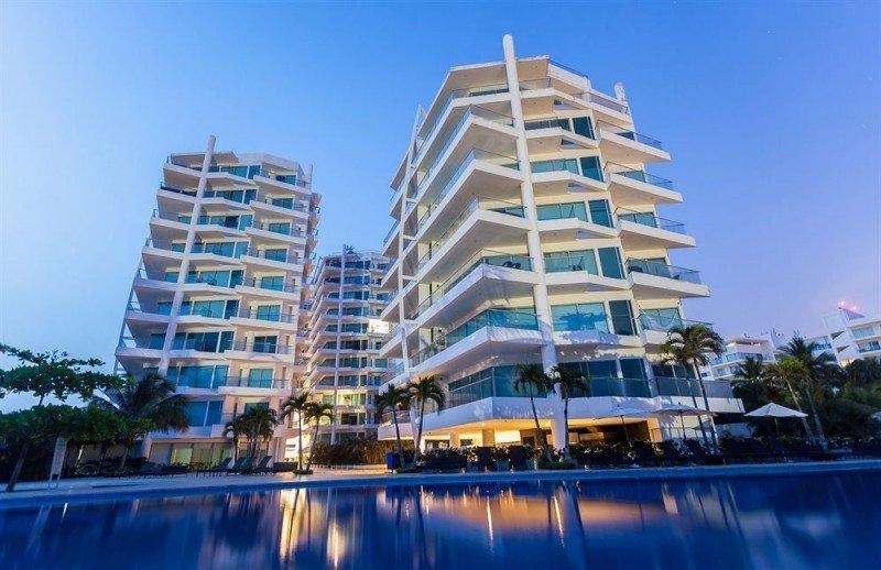 Cartagena de Indias es uno de los destinos de mayor crecimiento de país.