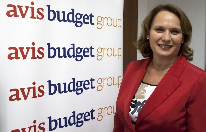 Valerie Chenivesse, la nueva consejera delegada de Avis Budget Group para España y Portugal.