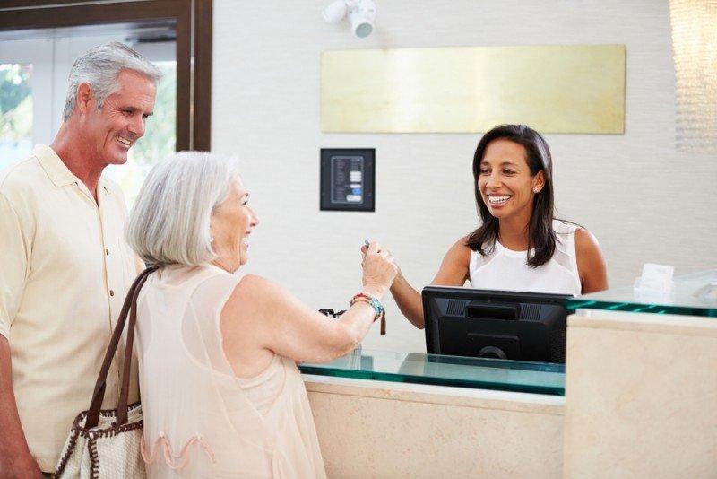 Los primeros clientes del Imserso podrían llegar a los hoteles en noviembre o como muy tarde diciembre. #shu#