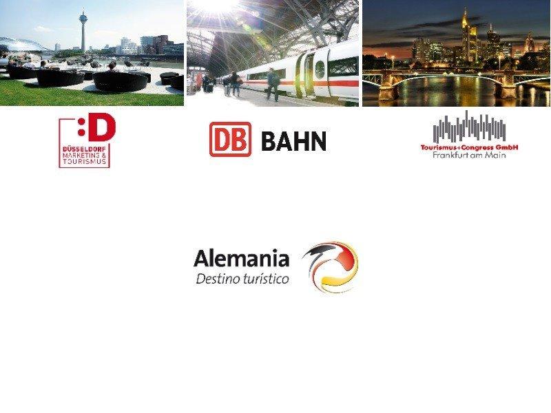 Webinar: Conoce el lifestyle de Düsseldorf y Fráncfort con la DB
