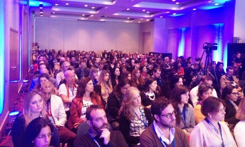 El público que asistió al foro sobre tecnologías y nuevas tendencias en turismo.