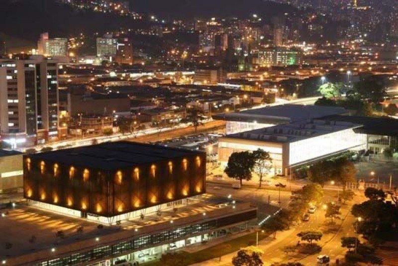 Centro de Convenciones Plaza Mayor de Medellín, sede de la Asamblea.