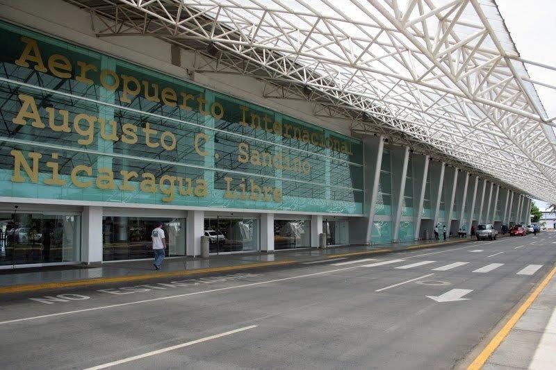 Nicaragua recibe 12% más turistas extranjeros por el aeropuerto de Managua.