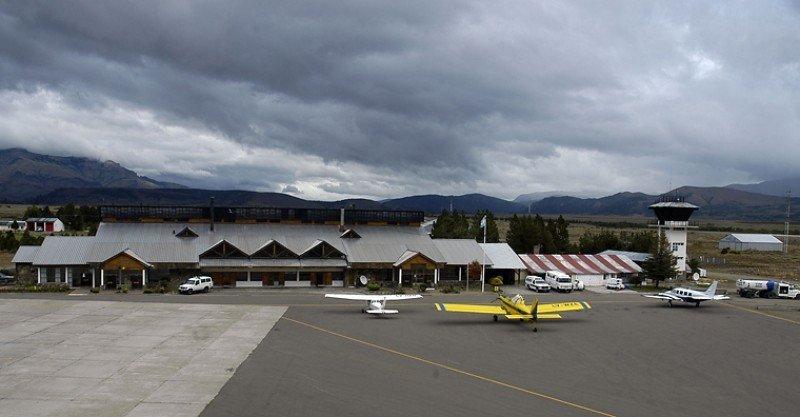 Aeropuerto de San Martín de los Andes.