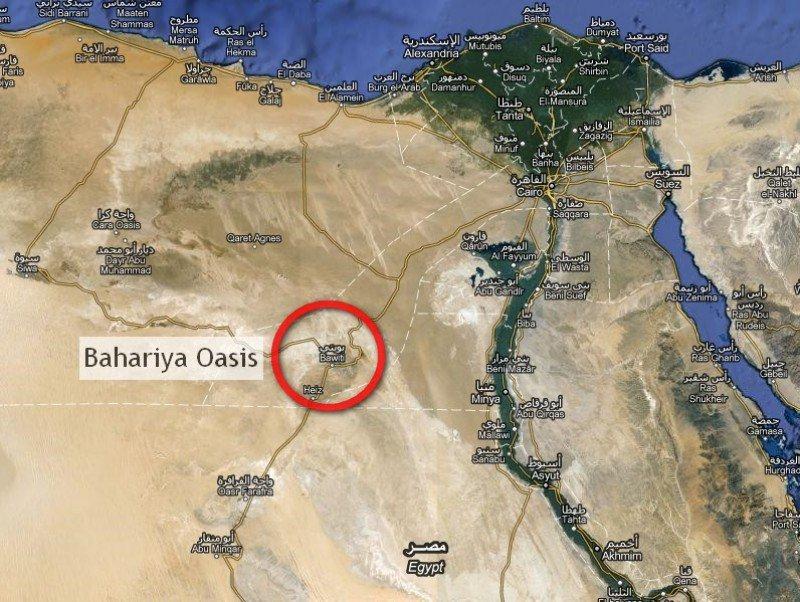 Los turistas se dirigían al oasis de Bahariya y presuntamente la excursión no estaba autorizada por la autoridad egipcia, que los confundió con terroristas.