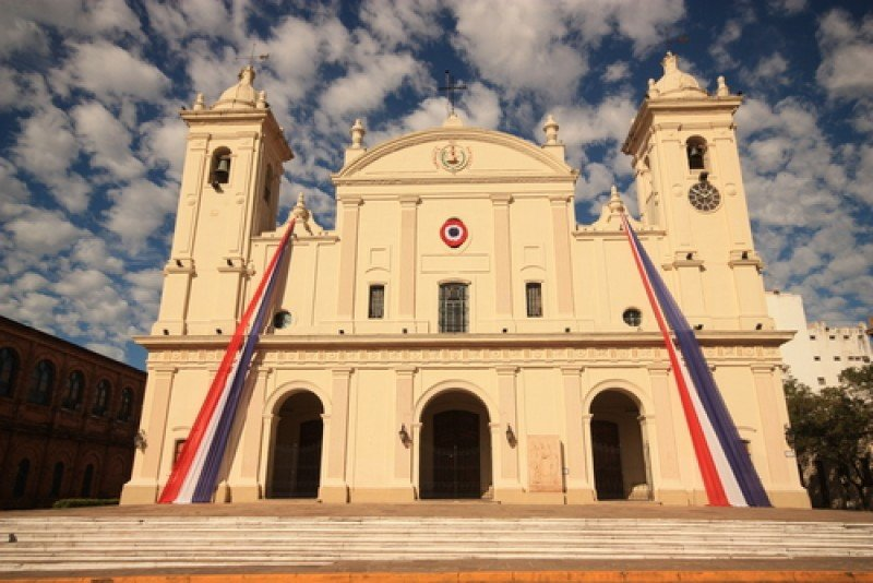 Catedral Nacional de Asunción. #shu#