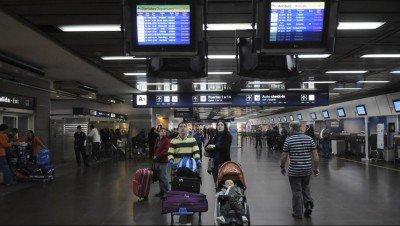 Argentina con más pasajeros de cabotaje y menos internacionales en agosto.