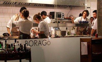 El chileno Boragó brilló en el segundo lugar.