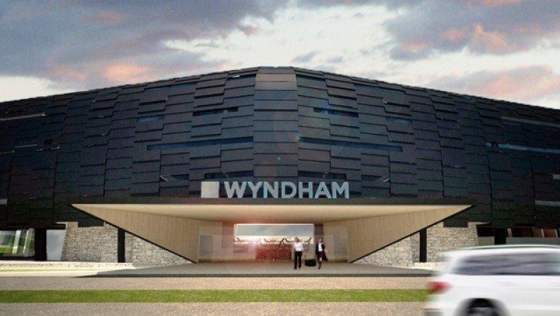 El Wyndham Grand Condor de Quito es un ícono de la expansión de la cadena en Sudamérica.