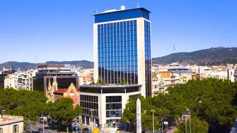El fondo KKH renuncia al proyecto de hotel del Deutsche Bank en Barcelona