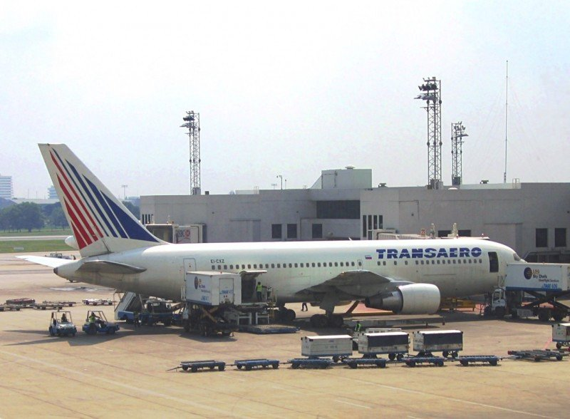 Rusia suspende la venta de billetes de Transaero después que Aeroflot rechazara su absorción