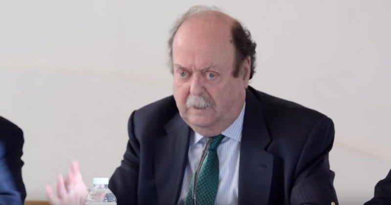 El presidente del TADRC, Juan José Pardo García-Valdecasas.