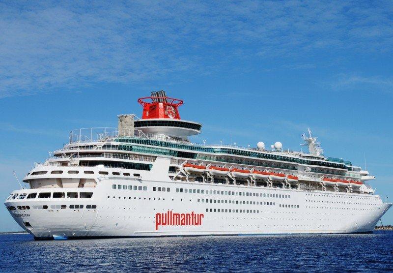 Pullmatur Cruceros prevé cerrar 2015 con un 10% más de pasajeros españoles