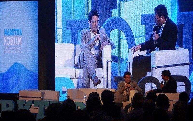 Rafael del Castillo en el Marktur Forum 2015.