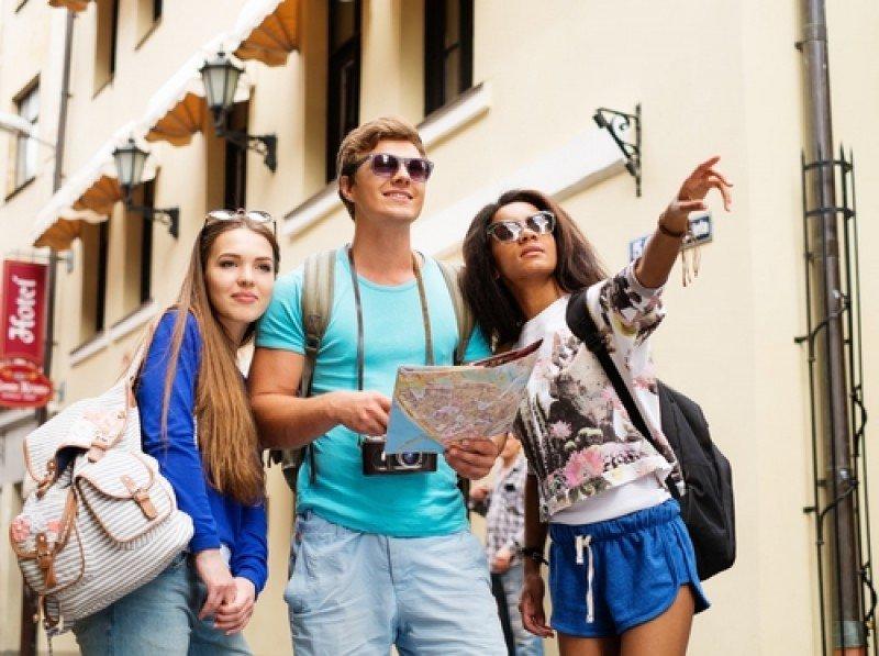 La llegada de turistas estadounidenses a España ha crecido casi un 22% en 2015. #shu#