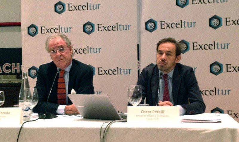 José Luis Zoreda (izda.) y Oscar Perelli.
