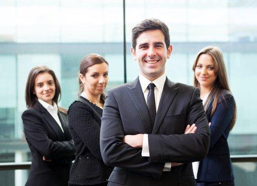 La presencia de las mujeres en puestos directivos es el sector es todavía muy escasa. #shu#