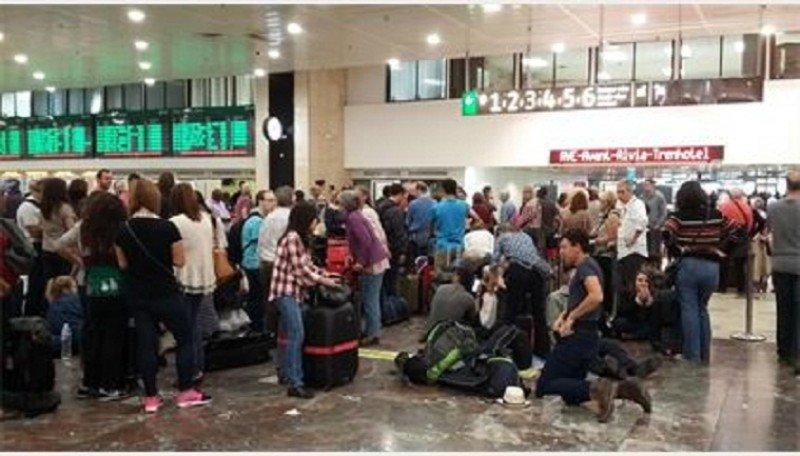 La Audiencia Nacional investiga el sabotaje al AVE por un posible delito de 'estrago terrorista'