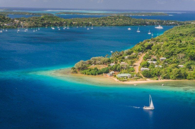 Samoa se encuentra en el Pacífico sur. #shu#