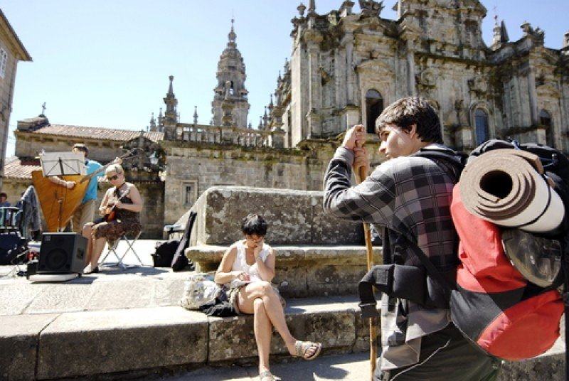 Sus organizadores pretenden que se convierta en la feria de turismo especializada en el Camino de Santiago más importante a nivel mundial. #shu#