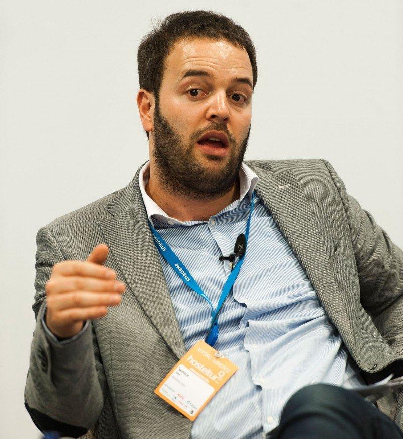 El director de Alianzas Estratégicas para EMEA de Booking.com, Toni Raurich.
