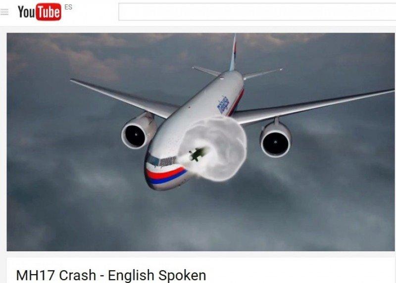 Cómo fue derribado el vuelo MH17, según los investigadores internacionales (vídeo)