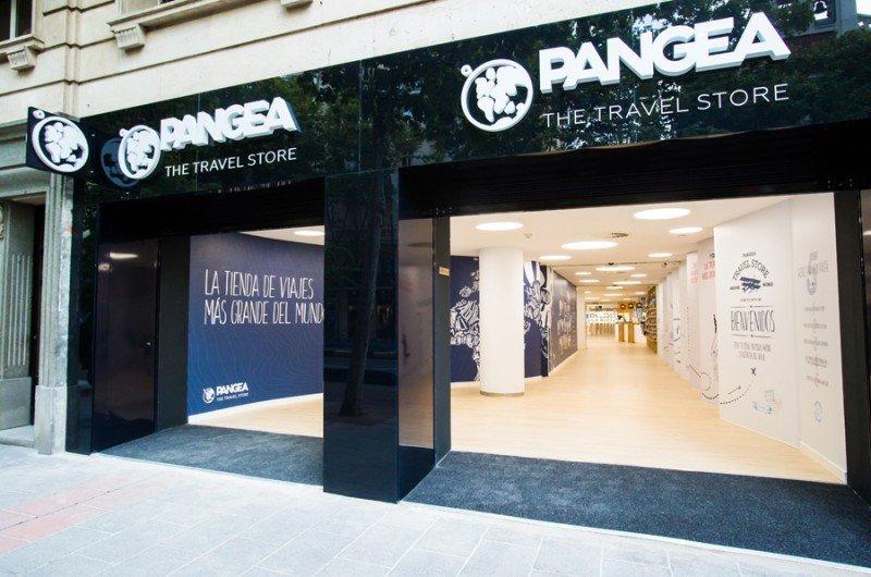 Pangea ha abierto este mes de octubre en Madrid.