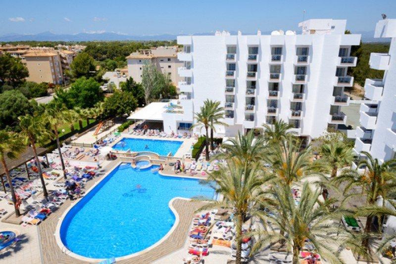 Un hotel en Mallorca. #shu#