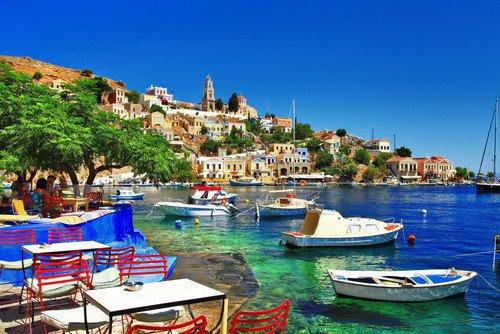 Fuera de la Unión Europea, Estados Unidos fue el mercado que más ingresos aportó a Grecia.  #shu#