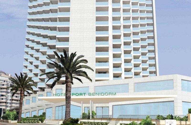 El Hotel Los Dálmatas se convertirá en el Port Benidorm cuando reabra tras la renovación integral de sus instalaciones.