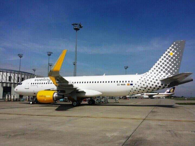 Vueling lanza este invierno cuatro nuevas rutas con España desde Roma-Fiumicino