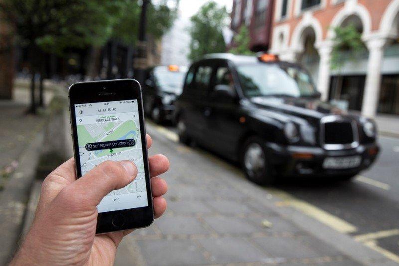 Uber es legal en Londres