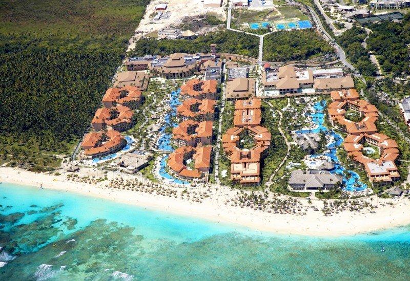 El nuevo Majestic Mirage Punta Cana se ubicará junto al Majestic Elegance Punta Cana.