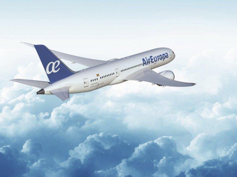 Air Europa estrena nueva imagen