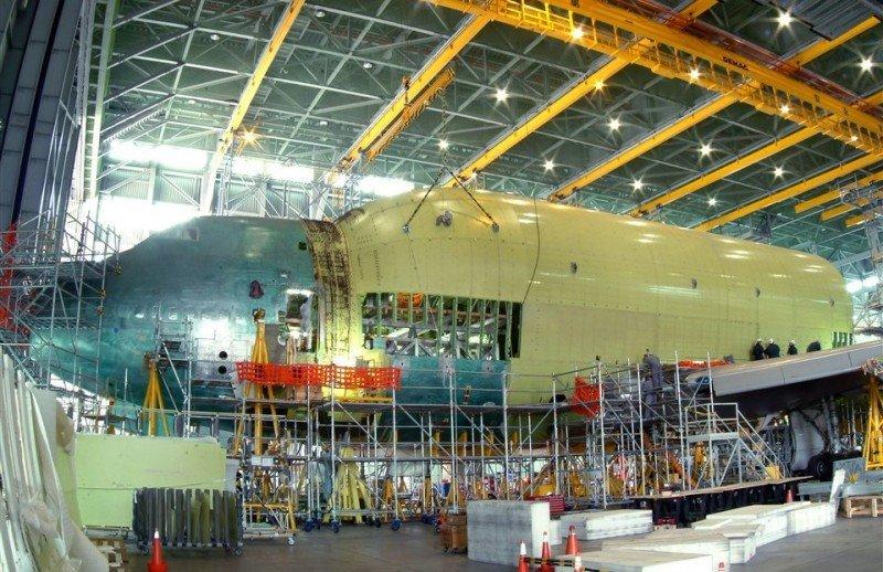Boeing gana hasta septiembre más de 3.658 M€. En la foto, una de las plantas del fabricante aeronáutico estadounidense.