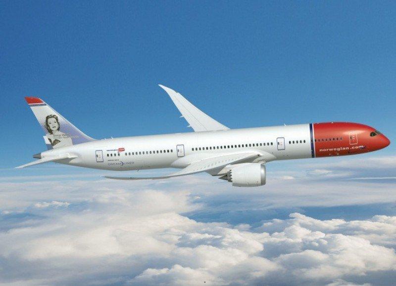 Norwegian hace la mayor compra del Boeing 787 realizada por una aerolínea europea