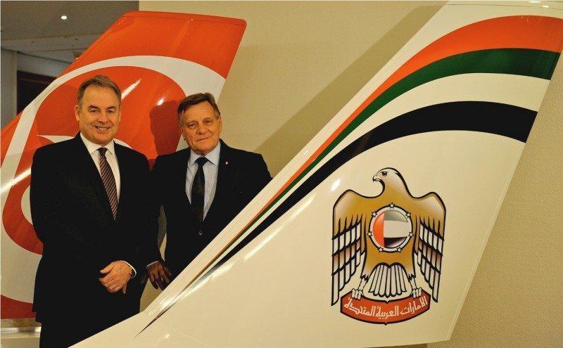 Etihad y airberlin piden protección a la justicia alemana para su operación de invierno