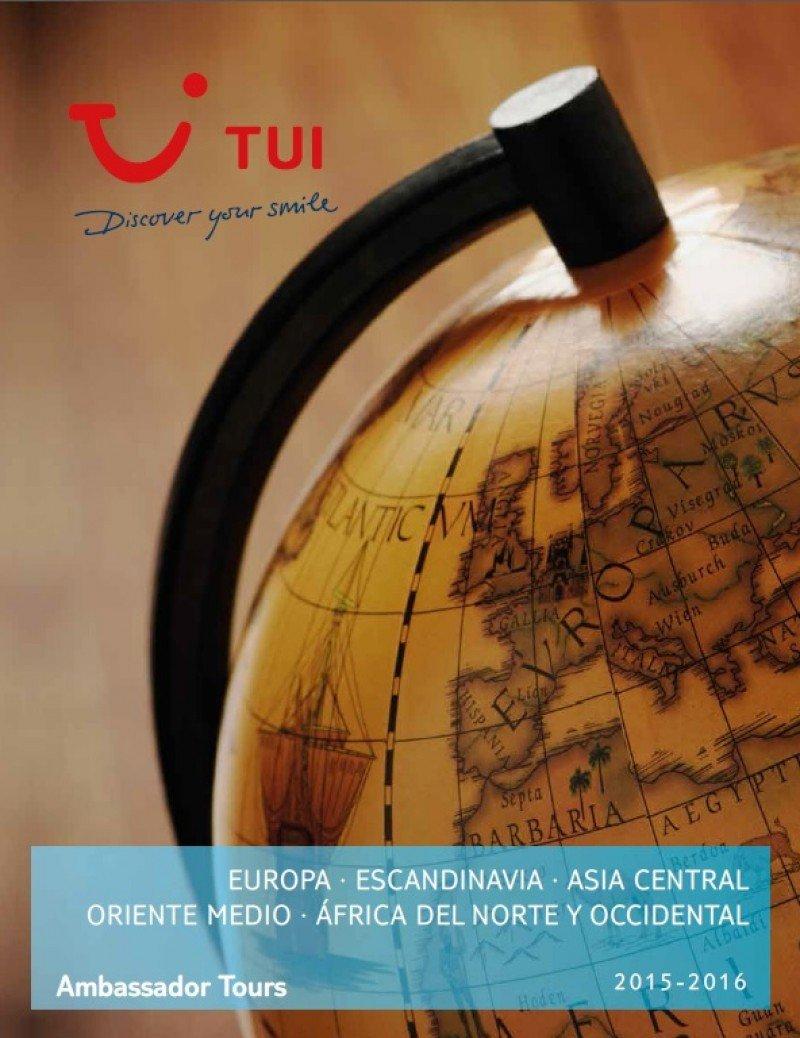 TUI Spain reorganiza todas sus marcas bajo el paraguas de Ambassador Tours
