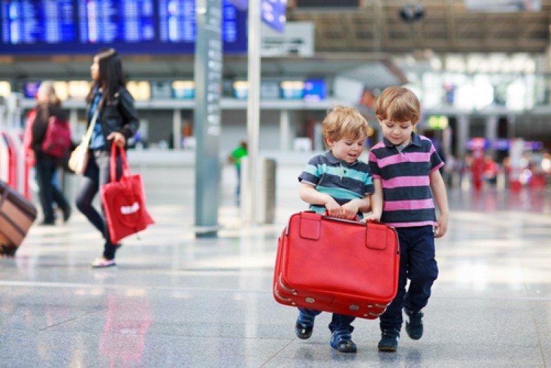 Los niños también son prescriptores de viajes. #shu#