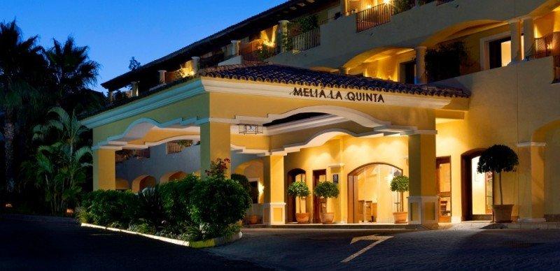 Meliá Marbella La Quinta Golf.