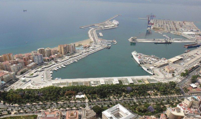 Inversores de Qatar entregan 2 M € de aval para el futuro hotel en el Puerto de Málaga