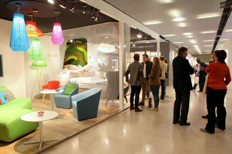 InteriHOTEL incluye la presentación en formato showroom de una oferta completa de producto en todas las áreas del interiorismo.