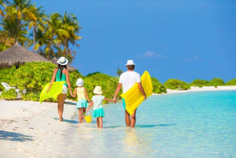 El Caribe registra un aumento de turistas del 5,8%. #shu#