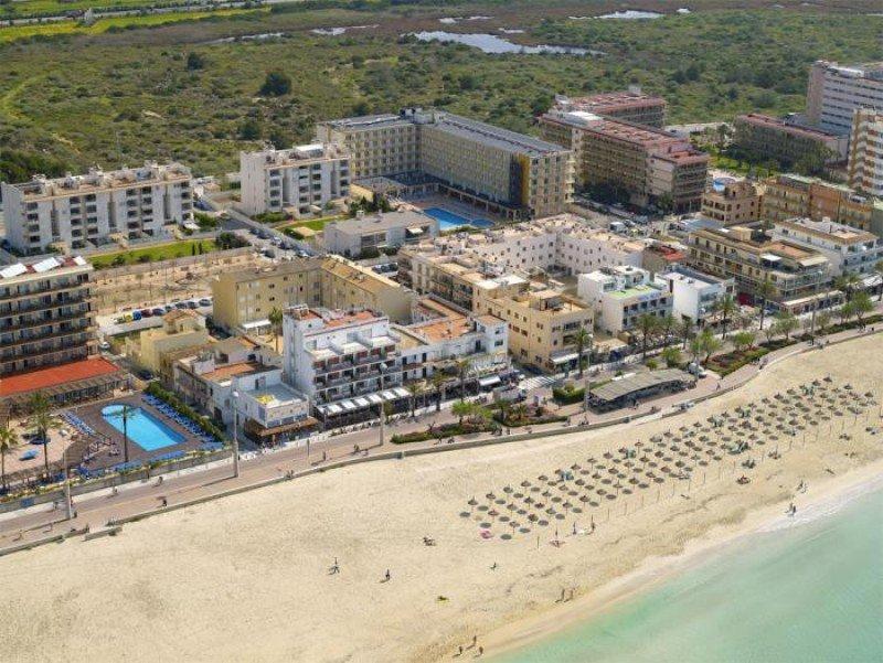 Las dudas del Ayuntamiento sobre edificabilidad en la Playa de Palma no paralizan proyectos