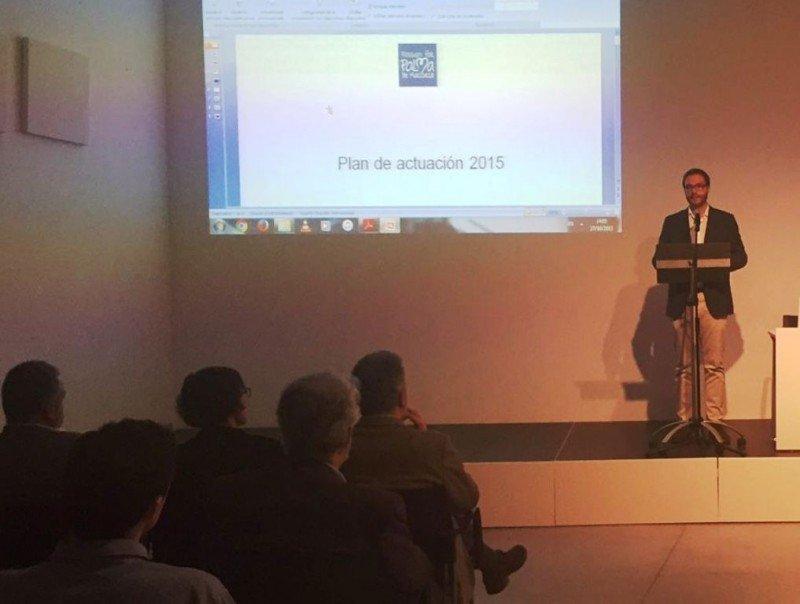 Presentación de los proyectos de la fundación para el año que viene.