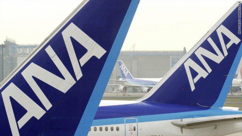 La japonea All Nippon Airways gana gana casi un 51% más en su primer semestre
