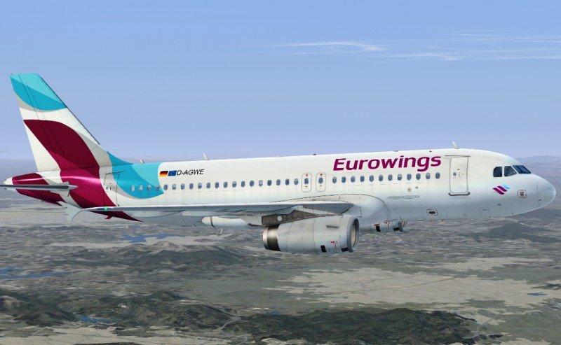 Eurowings inicia vuelos a Cuba