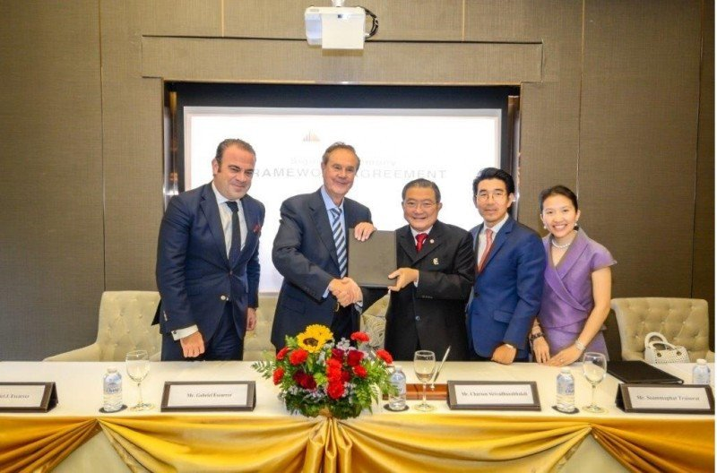 Meliá Hotels International firma sus tres primeros establecimientos en Tailandia