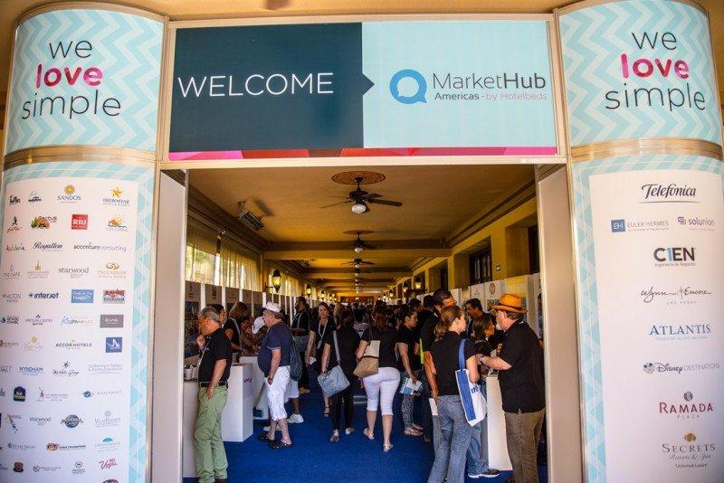 Imagen del reciente MarketHub de Hotelbeds celebrado en Los Cabos.
